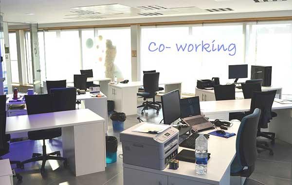 Descubre Las Ventajas Del Coworking