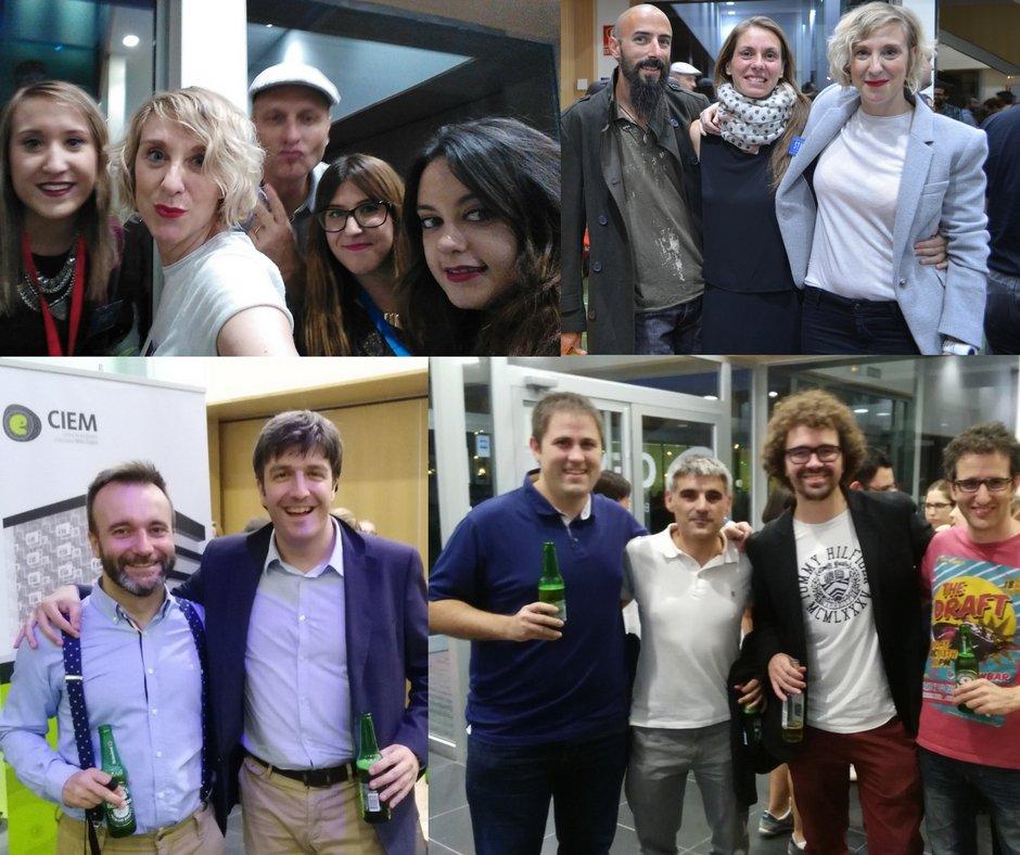 Nightworking De CIEM Zaragoza… ¡¡¡Todo Un éxito!!!