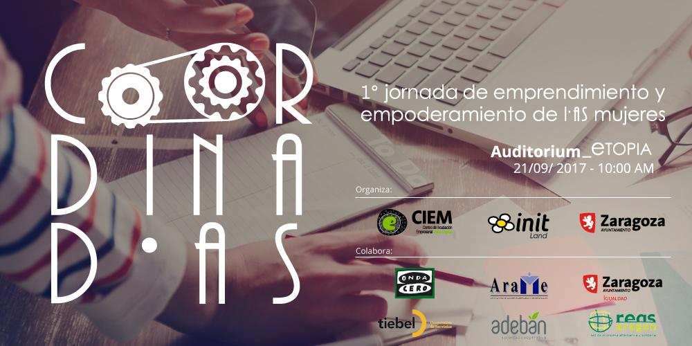 'Coordinadas', I Jornada De Emprendimiento Y Empoderamiento De Las Mujeres
