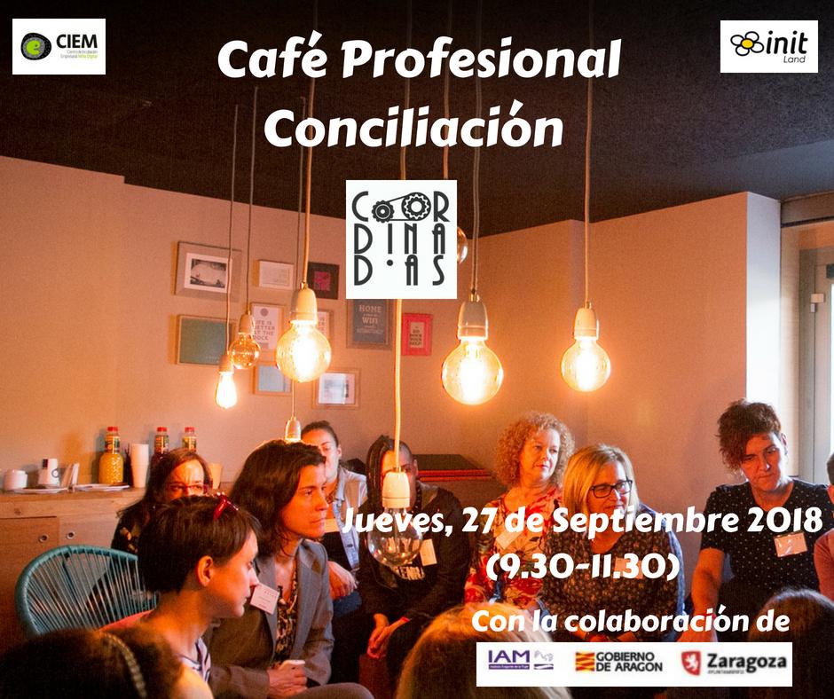 Café Profesional Coordinadas 'Conciliación'