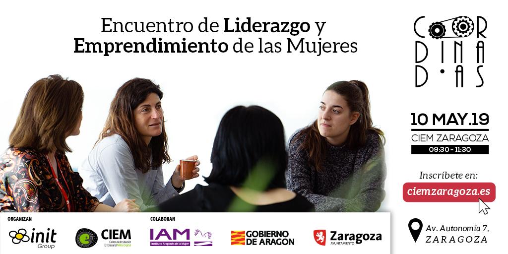 Coordinadas, Encuentro de Liderazgo y Emprendimiento de las Mujeres
