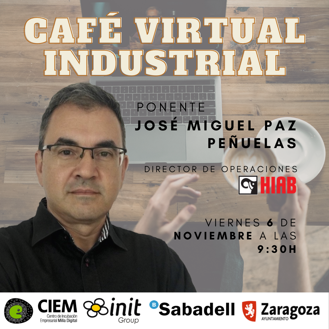 Tercer Café Virtual Industrial