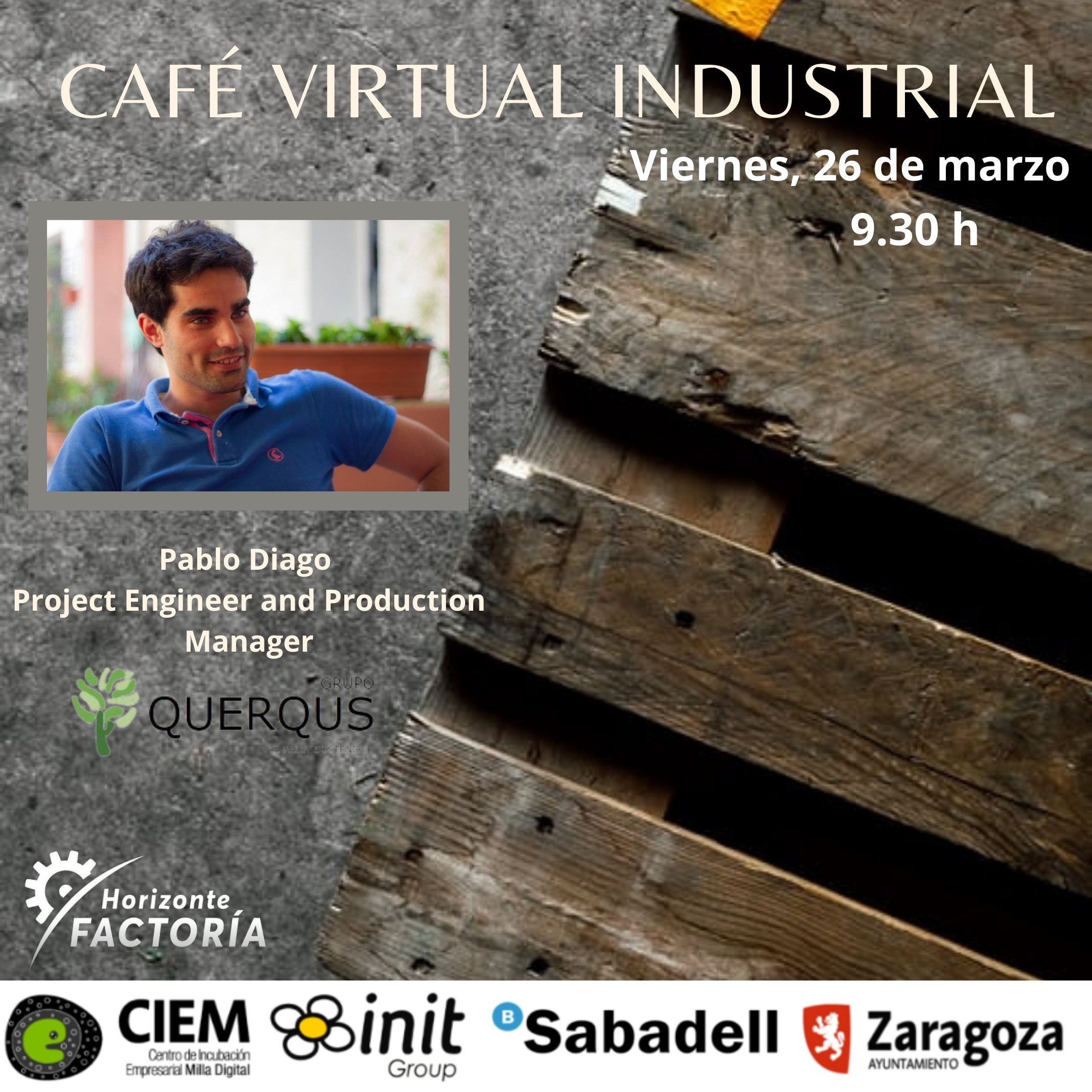 Café Virtual Industrial